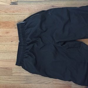Athlethec Black track pants